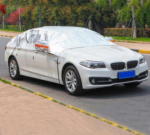 Image of sun protection car cover