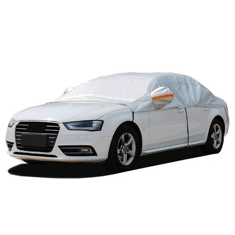 Image of snow protection car cover