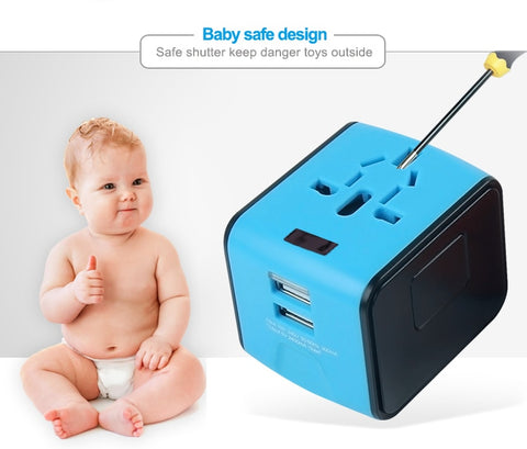 Image of Perfect Travel Adapter