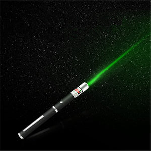 Laser Light Pen 5M Green Blue Red Dot