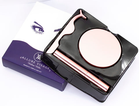 Allure Visage Magnetic Eyeliner & Lash Kit™