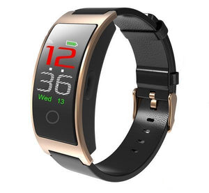 Pro Smartwatch - Measure Blood Pressure & Heart Rate in Real Time
