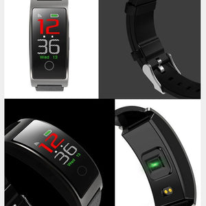 Smartwatch for Blood Pressure and Heart Rate