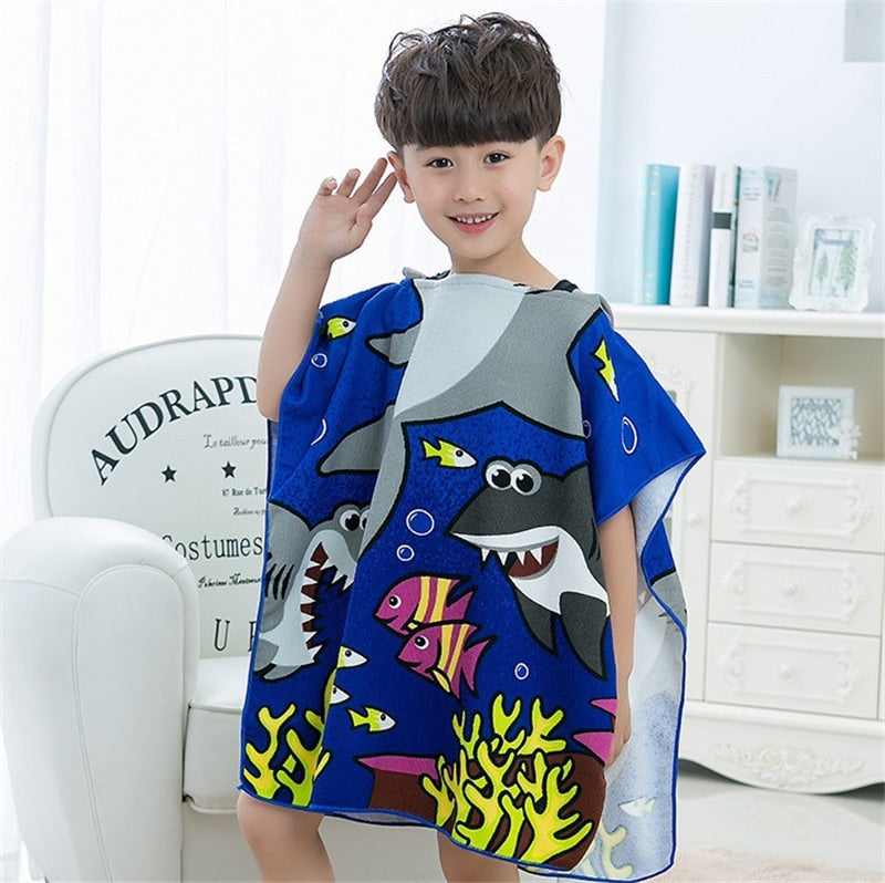 Cute Kids Towel