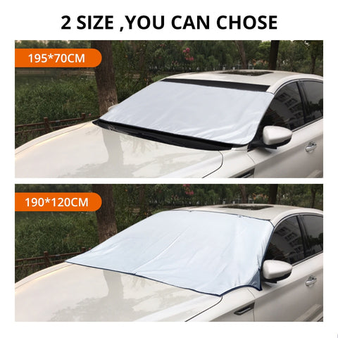 Image of Smart Windshield Cover