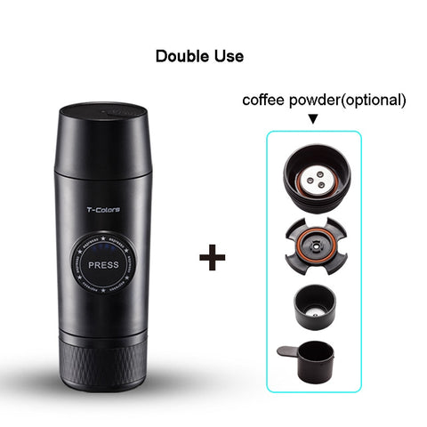 Image of Portable Coffee Maker