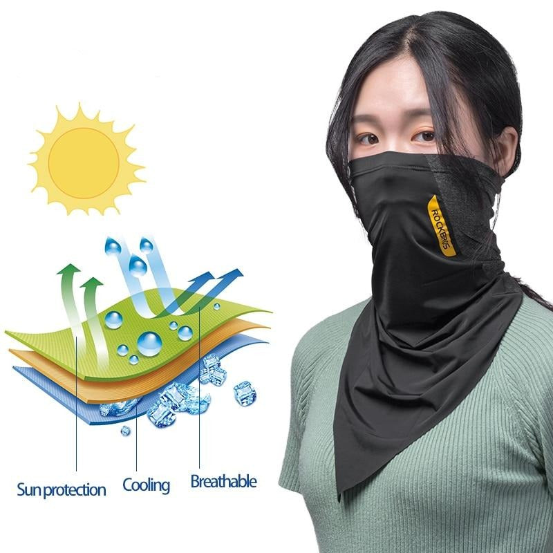 Face Bandanna with Sunscreen