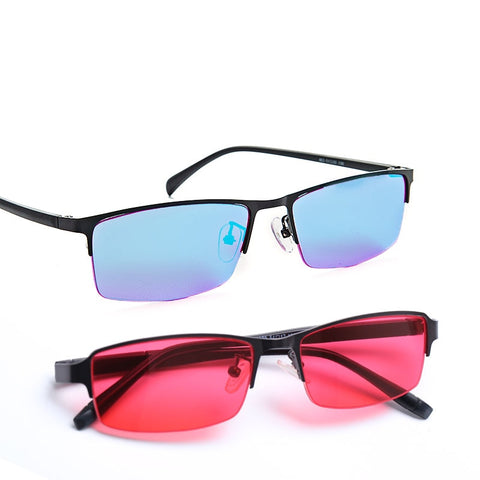 Green Color Blind Corrective Glasses