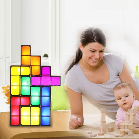 Image of Puzzle LED Night Light