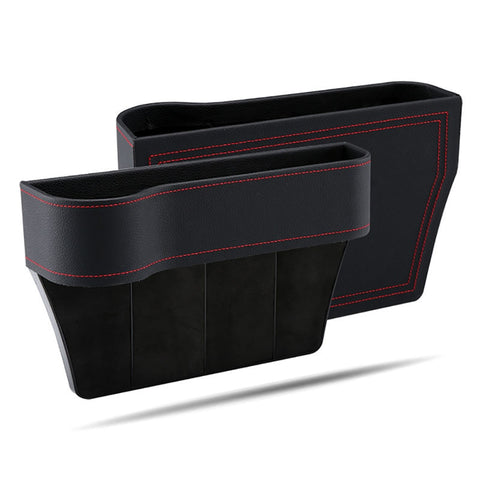 Image of Car Seat Side Slit Multipurpose Organizer