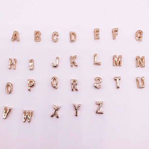 A to Z Initial Letter Heart Necklace
