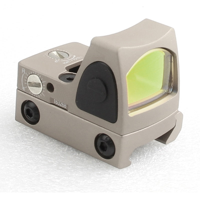 Mini RMR Red Dot Reflex Sight Scope