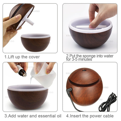 Image of Cool Mist Humidifier