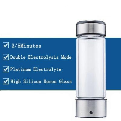 hydrogen infused water