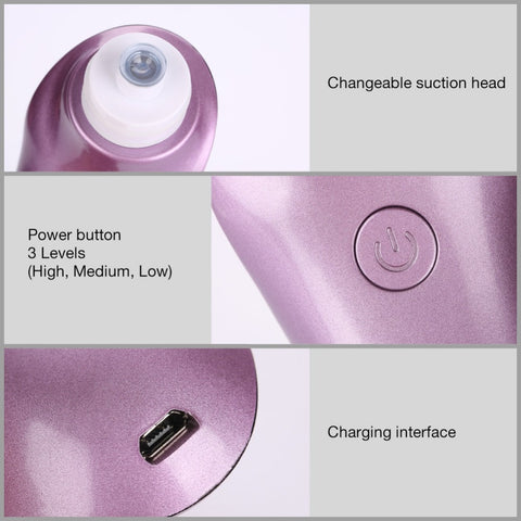 Image of Face Cleaning Comedone Vacuum Pro