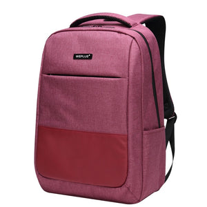Anti Theft Waterproof Laptop Backpack - USB Charging