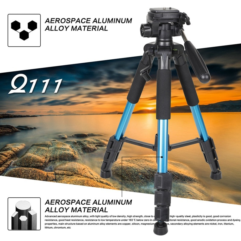 Lightweight Professional DSLR Camera Tripod Stand