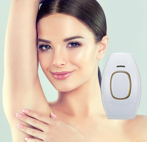 Silky and Smooth IPL Laser Hair Removal Handset