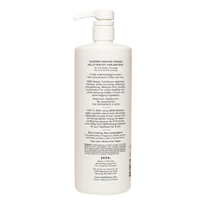 SEEN Deeper Conditioner, Fragrance Free, 1 Liter