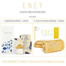 Load image into Gallery viewer, ENEY Plastic-Free Kitchen Bundle
