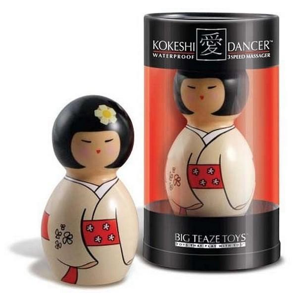 Kokeshi Dancer | Body Massager Girl Big Teaze Toys 10301