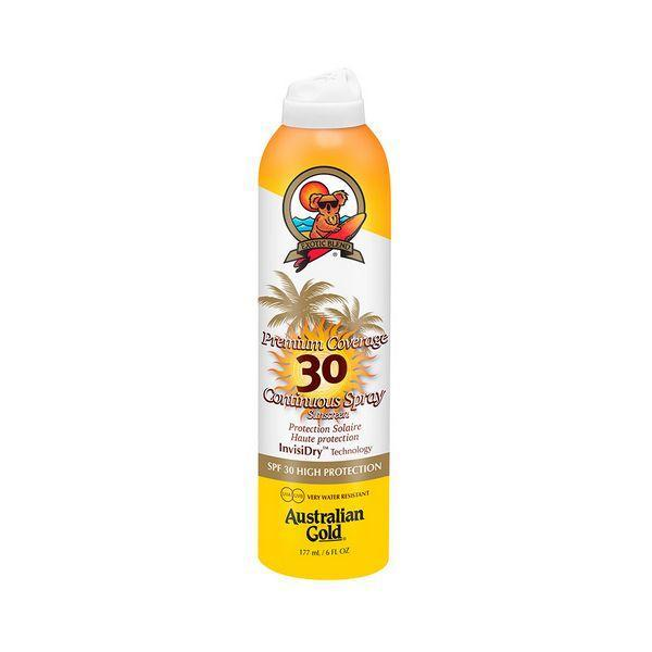 Zon Protector Spray Premium Coverage Australian Gold SPF 30 (177 ml)