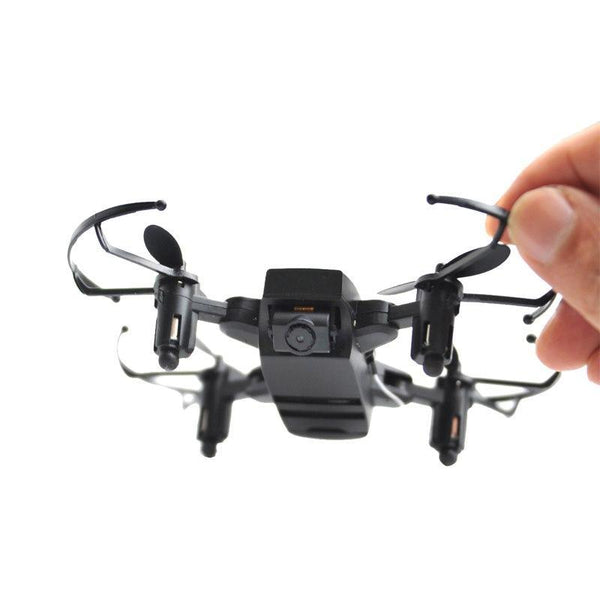 Mini Drone met HD Camera - Vouwbare Quadcopter - WIFI - Realtime Video - RC - Helicopter - Drone