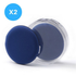 2 x Make Up Spons - Poeder Droog / Nat Make Up - Make Up Puff - Blauw - Make-upsponsje