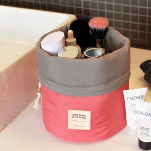 Make Up Tasje / Travel Organizer Reis / Dames Make Up Tas / Reis Cosmetica Tas / Opbergsysteem - Roze