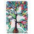 Kindle Paperwhite Hoes - Book Cover Case Kleurrijke Boom - Tablethoes
