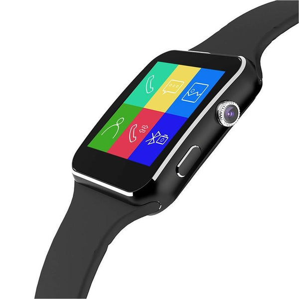 Smart Watches - Smart Watch voor heren en dames - Multifunctioneel slim horloge - Smartwatches