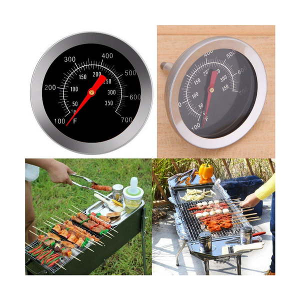 Thermometer RVS bbq Thermometer V1 - Keukenthermometer