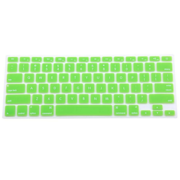 CrystalGuard Keyboard Cover Protector Keyboard Protection Macbook Pro / Air 13.3 inch - Toetsenbordcover