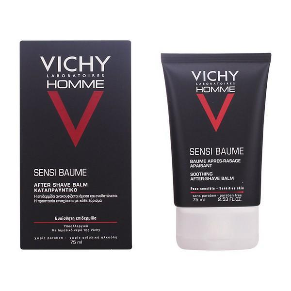 Aftershave Balsem Homme Sensi Baume Vichy (75 ml)