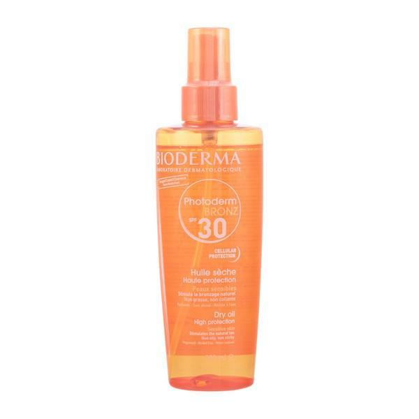 Zon Protector Spray Photoderm Bronz Bioderma Spf 30 (200 ml)