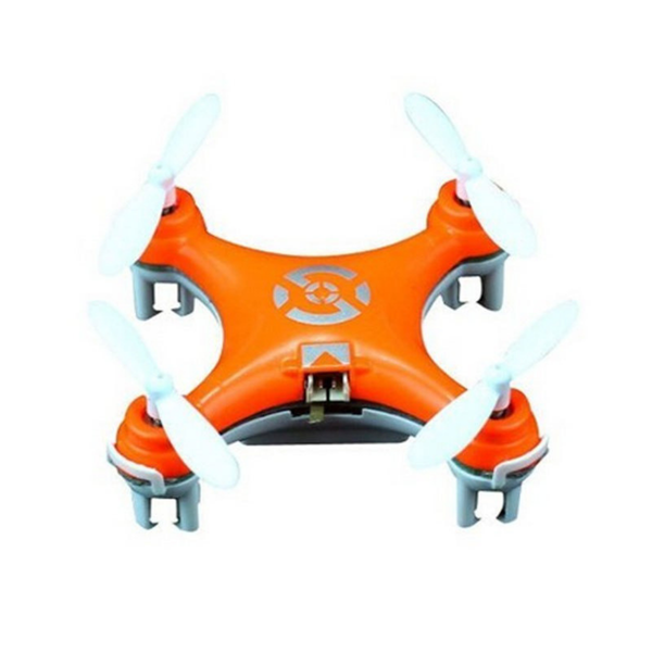 Super Mini Quadcopter - 4CH - RC - 6 Axis - 3D Flip - Drone - Drone