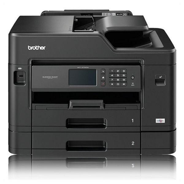Multifunctionele Printer Brother MFCJ5730DW A3 22ppm USB Ethernet Wifi 128 MB Kleur