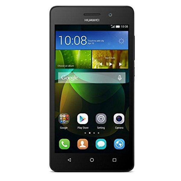 Smartphone Huawei G Play Mini 51050HLR 5'''' HD 8 GB OCTA CORE 2 GB RAM ANDROID 4.4 Zwart