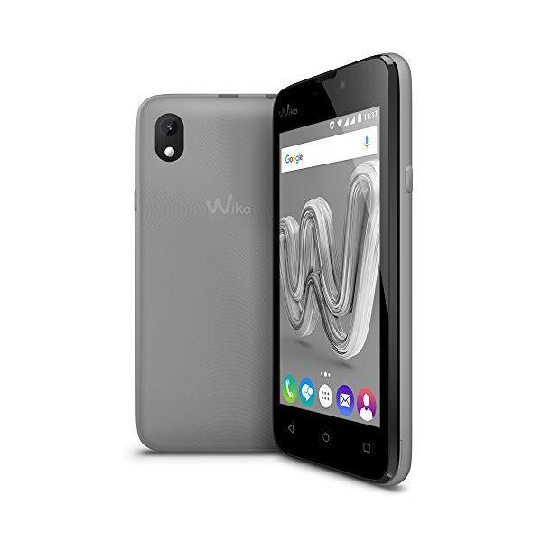 Smartphone WIKO MOBILE SUNNY MAX SILVER 4'''' Quad-Core 1.2 GHz Cortex-A7 Android™ 6.0 ARM® Mali™ 400 MP 8 GB