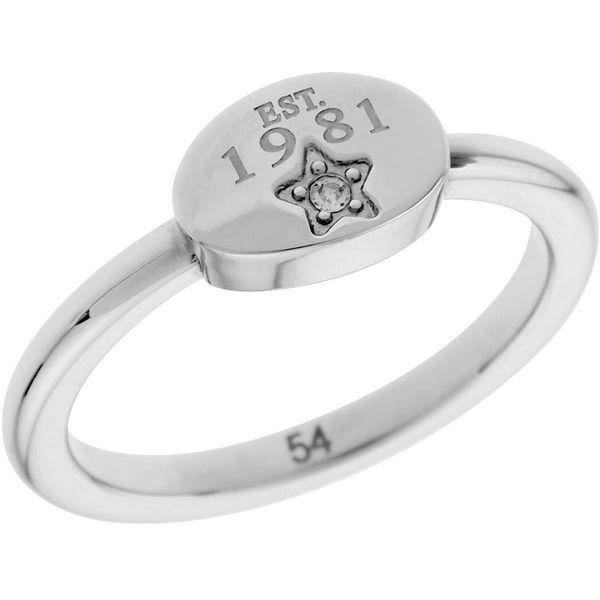 Ring Dames Guess USR81005-56 (18 mm)