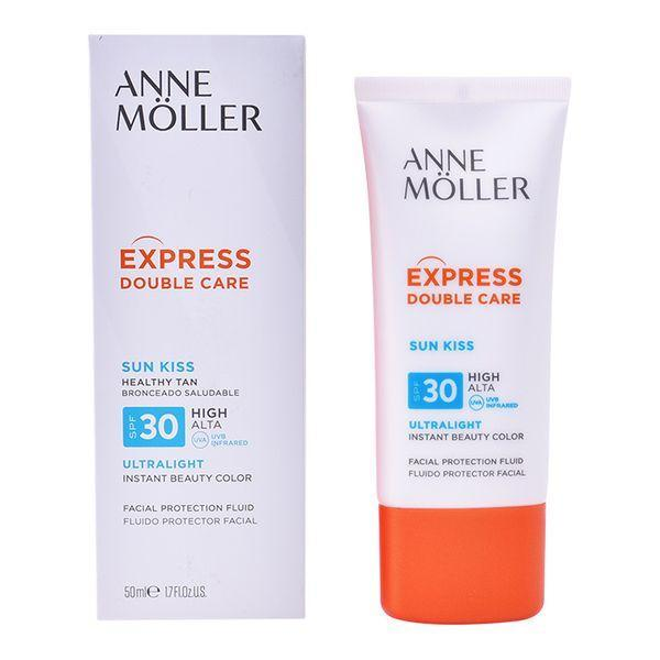 Zonnebrand Lotion Sun Kiss Anne Möller Spf 30 (50 ml)