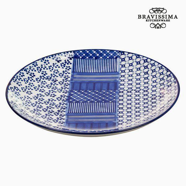 Flat plate Porselein - Kitchen's Deco Collectie by Bravissima Kitchen