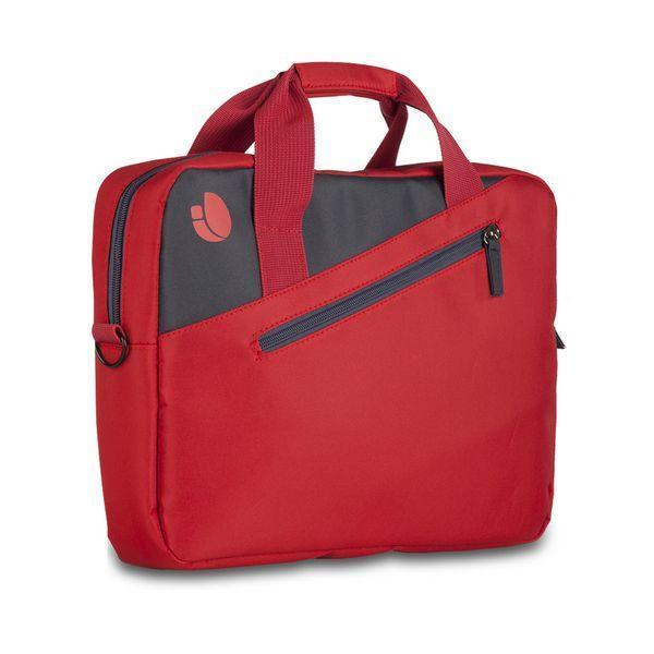 Laptoptas NGS Ginger Red GINGERRED 15,6'''' Rood Antraciet