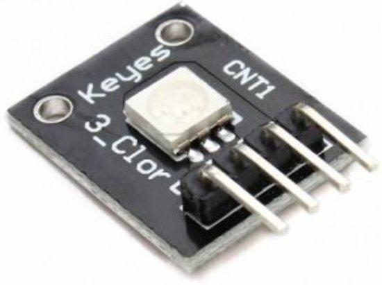 3 Kleuren 3 RGB SMD LED Module (Arduino Compatible) - Single board computer