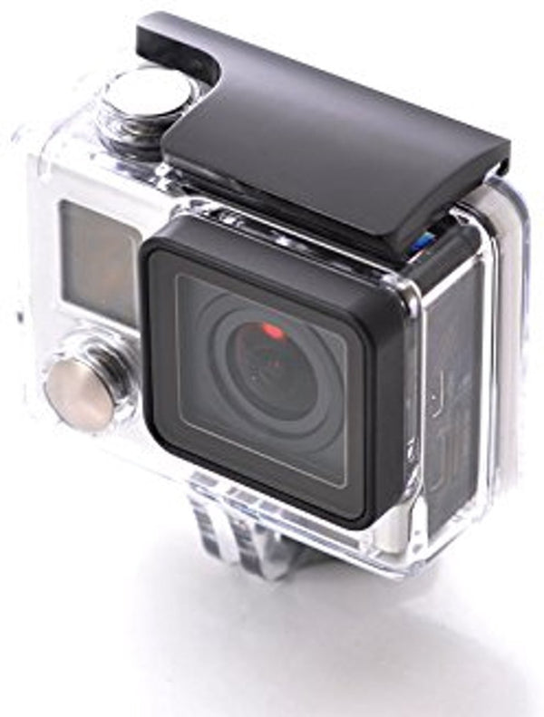 GoPro Housing Clip GoPro Housing Lock Kunststof Sluiting Zwart - Mount voor action cam