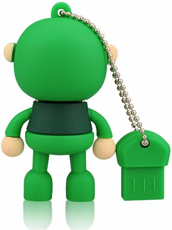 Aap USB Stick - 16 GB - Groen - Usb-stick