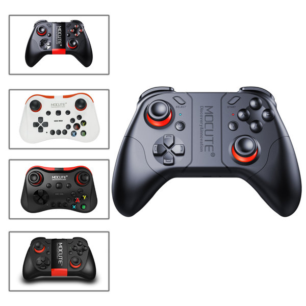 TrendX® Gamepad MOCUTE 050 053 054 055 056 - Bluetooth-Joystick voor Smartphone Tablet Pc Tv-Doos - Controller
