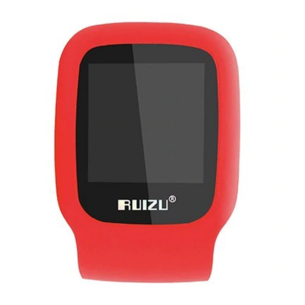 Ruizu Digitale Audio Repreduce - Met Sportscherm - MP3 Met Clip Van 4 GB - Mp3- of mp4-speler