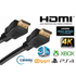 High Speed HDMI Kabel v1.4 met Ethernet - 5m - Zwart - Audiokabel