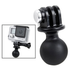 Mount Tripod Ball Head voor GoPro HERO 4 Session 5 / 4 / 3 + / 3 /2/ 1 /1 - Camera Bracket